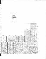 County Map 2, Polk County 1970